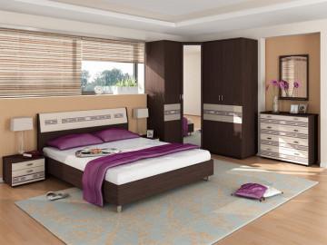 Спальня Ривьера (модульная)