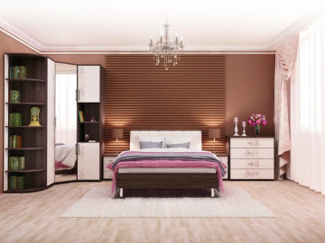 Спальня Джулия (модульная)