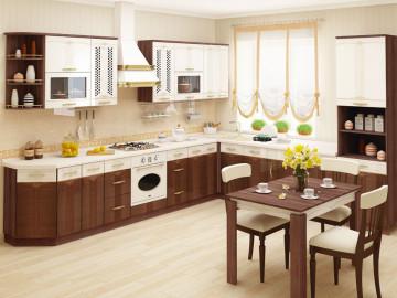 Кухня Каролина 11