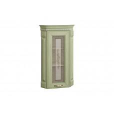 Шкаф кухонный торцевой закрытый с колоннами (лев/прав) Оливия 72.16