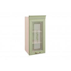 Шкаф-витрина кухонный (лев/прав) Оливия 72.04