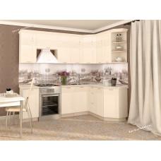 Кухонный гарнитур угловой Софи 16 (ширина 240х160 см)