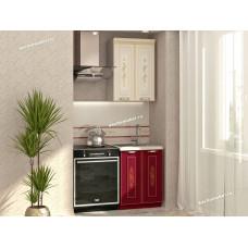 Кухонный гарнитур Виктория 2 (ширина 120 см)