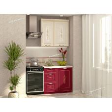 Кухонный гарнитур Виктория 3 (ширина 140 см)