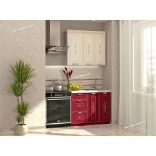 Кухонный гарнитур Виктория 4 (ширина 150 см)