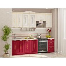Кухонный гарнитур Виктория 12 (ширина 240 см)