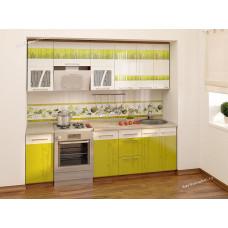 Кухонный гарнитур Тропикана 13 (ширина 240 см)