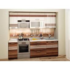 Кухонный гарнитур Рио 10 (ширина 240 см)