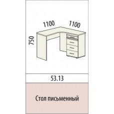 Стол письменный Акварель 53.13