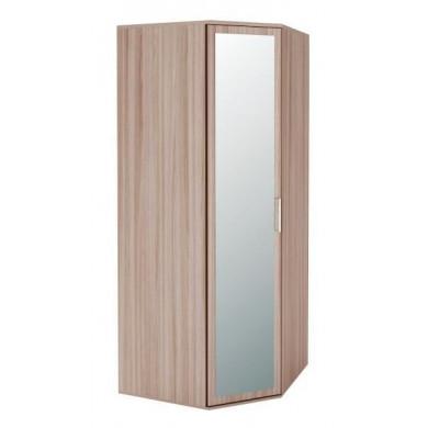 Шкаф угловой универсальный с зеркалом 96.09
