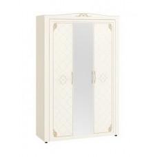Шкаф трехдверный с зеркалом 99.12