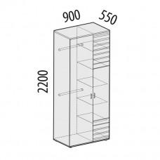 52.01 Шкаф для одежды