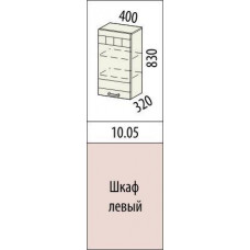 10.05 Шкаф левый