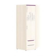 Шкаф для одежды угловой (прав) Мегаполис 55.03