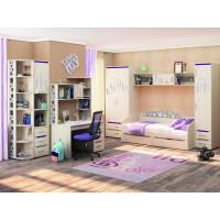 Набор подростковой мебели Мегаполис 1