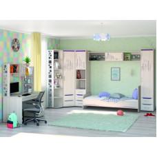 Набор подростковой мебели Мегаполис 2