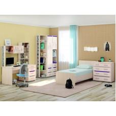 Набор подростковой мебели Мегаполис 3