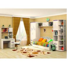 Набор подростковой мебели Мегаполис 4