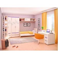 Набор подростковой мебели Мегаполис 5