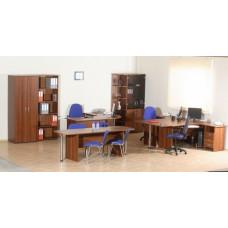 Мебель для персонала Альфа 62 (вариант 2)