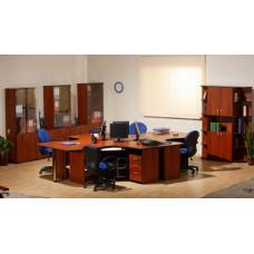 Мебель для персонала Рубин 41 (вариант 3)